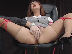 強浣魔1 美人OL強制排泄