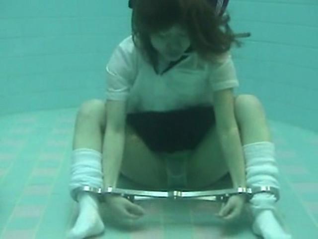 水中拘束 Vol.01のサンプル画像