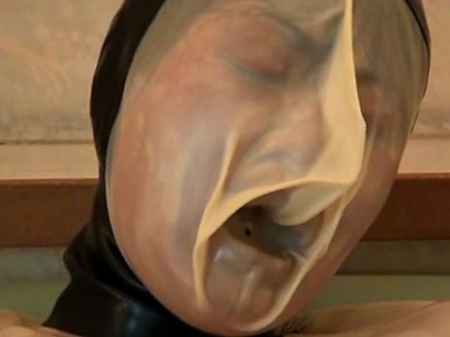 ラバーマスク&バキュームベッド呼吸制御 その壱のサンプル画像
