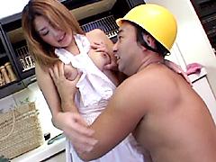 若奥様 オ●コBY 裸エプロン 夏木美夕 あさ子