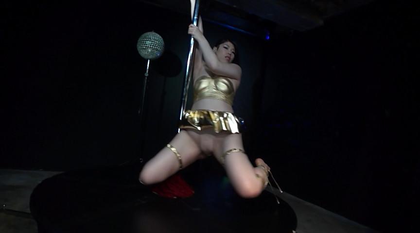 腸汁噴射シャワー 糞尿撒き散らし 高身長ポールダンサー シルビア麻耶 の画像3