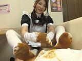 【独占配信】強制食糞メイドカフェ 綾瀬もも乃
