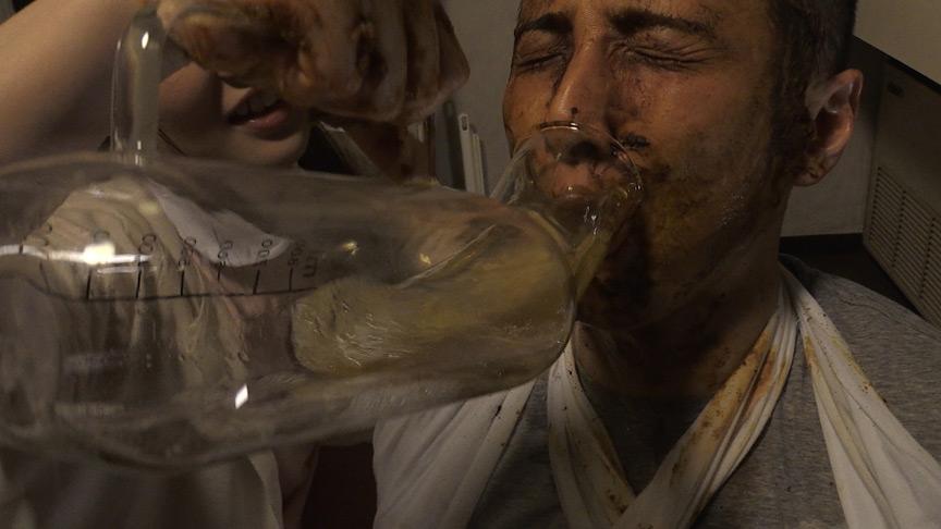 拷問介護 糞喰えヘルパー 強制食糞介護認定 画像 8