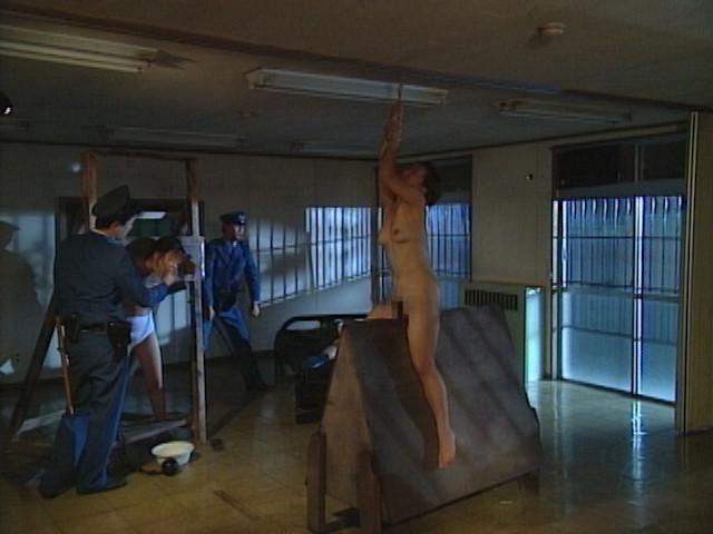 ザ・ドキュメント 女囚拷悶史・4 脱獄逃亡編