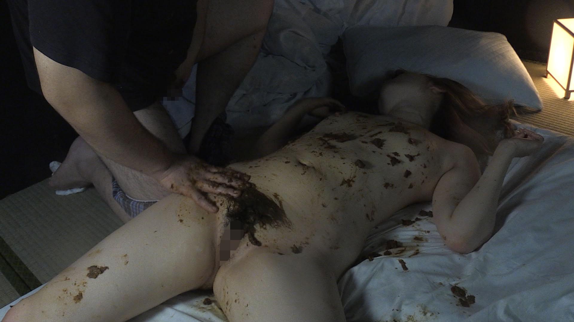 強制肛門こじ開け寝糞 来海るな 画像 17