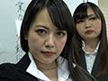 【独占配信】黒パンストOL M男管理課 サムネ16