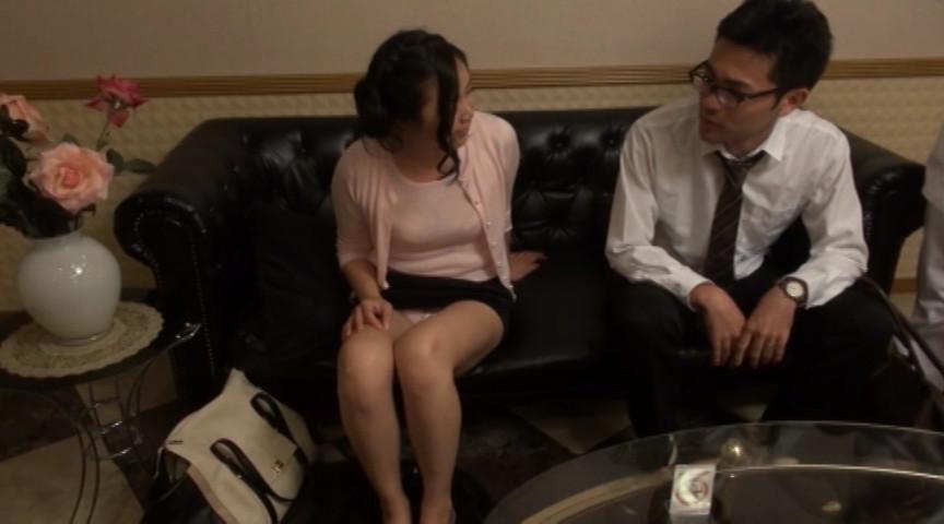「私の妻を媚薬アナルエステで犯してください…」 画像 8
