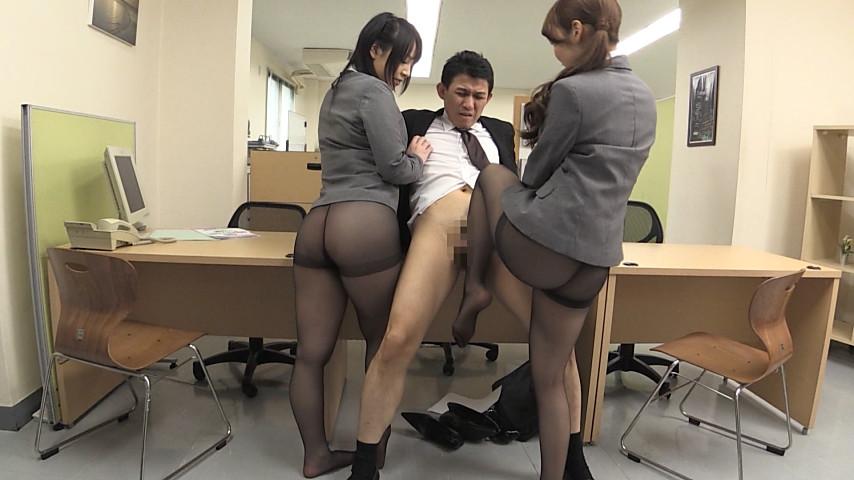 美脚・美尻生保レディのパンスト営業マニュアル 画像 15