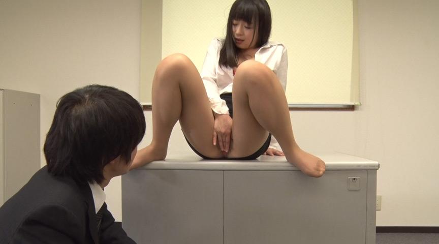 就職活動女性のタイトスカート越しのデカ尻に釘漬け! 画像 11
