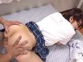 制服姿の新しい娘が義父を母に隠れて射精管理!-6