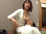 童貞息子の将来を気にした巨乳の母が優しく性教育!5