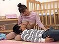 妊娠願望強すぎて母性溢れるオッパイで授乳手コキ!4