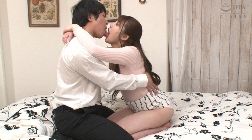 キステクニック抜群の姉が童貞弟とくちSEX! 画像 6
