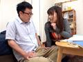 デカ乳家庭教師が親に隠れて何度も寸止め射精管理-4