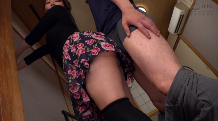ニーハイ穿いた家庭教師のお姉さんが射精管理2 画像 6