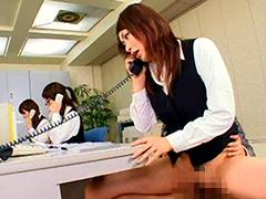 柚咲あんずクンニ動画|会社で女子社員にやってみたいエッチなことベストテン3
