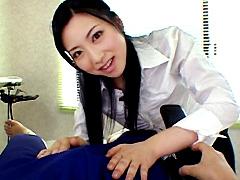 淫語で唾液なワイセツ女医 姫咲しゅり