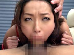 喉奥ショットガン M 山本美和子:イラマチオ