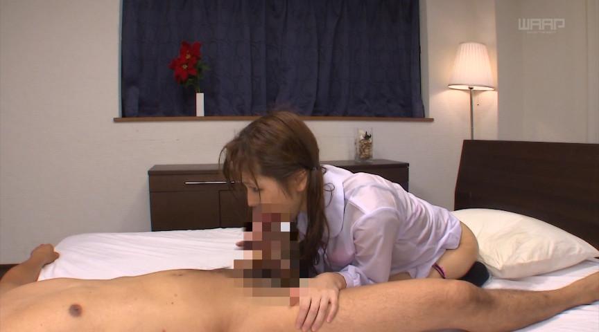 制服美少女と着衣性交のサンプル画像