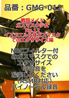 ガスマスク少女N12