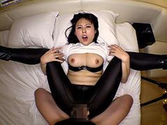 社員を誘惑する乳首ビンビンデカ尻秘書はやっぱり淫乱なドスケベ痴女 横山夏希