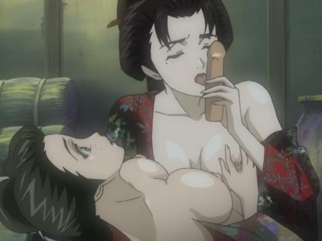 大江戸四十八手 幕の壱 新参女中惑乱始末::画像(3)