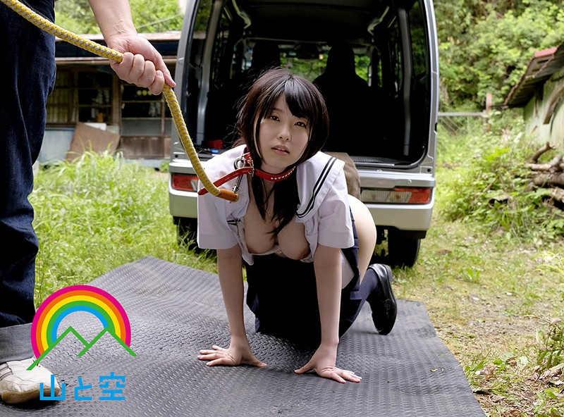 陰キャM少女と野外身籠り合宿 H.Rさん(Gカップ) 画像 5