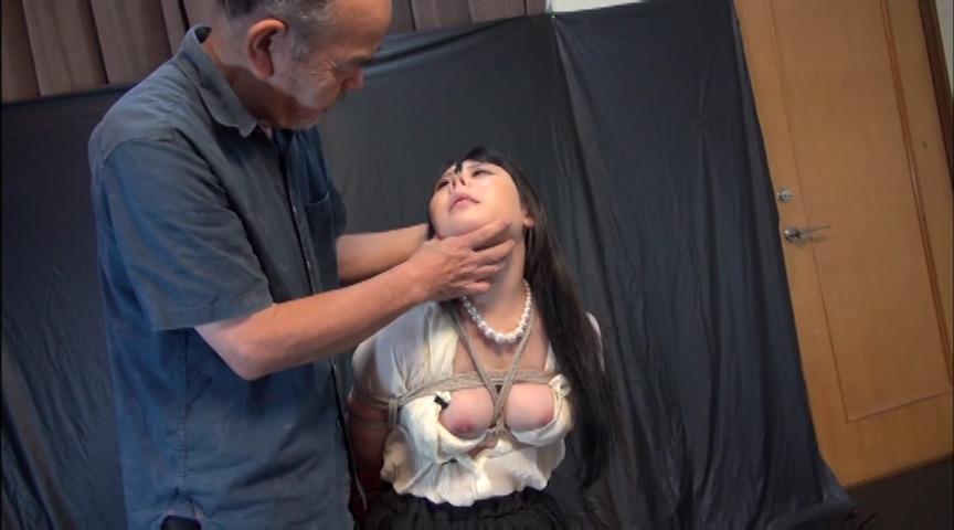 鼻哭M少女 悦虐の洗礼のサンプル画像