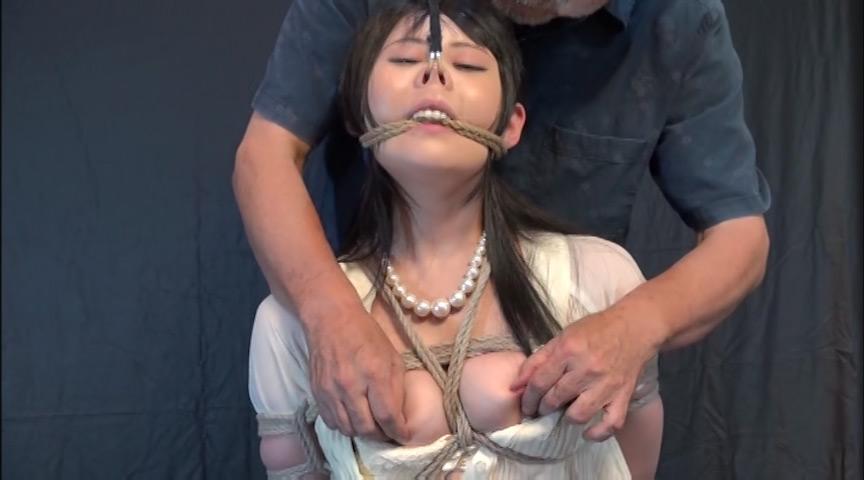 鼻哭M少女 悦虐の洗礼のサンプル画像4