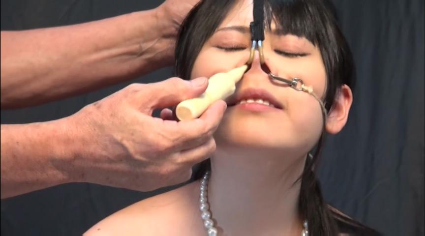 鼻哭M少女 悦虐の洗礼のサンプル画像13