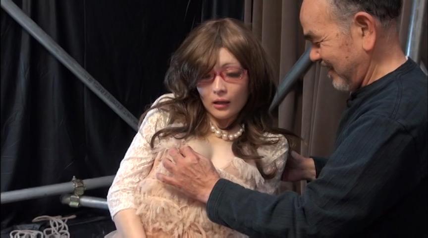 穴哭 凌辱膣肛拡張 ~嬲られるパイパン人形 1枚目