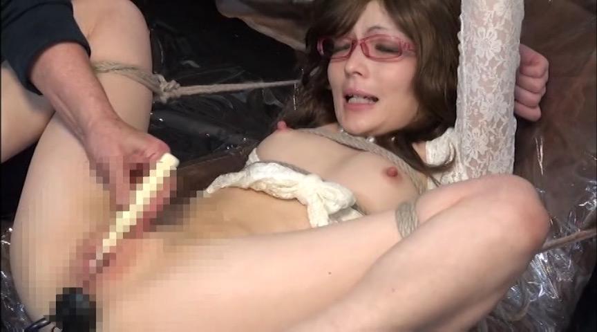 穴哭 凌辱膣肛拡張 ~嬲られるパイパン人形 8枚目