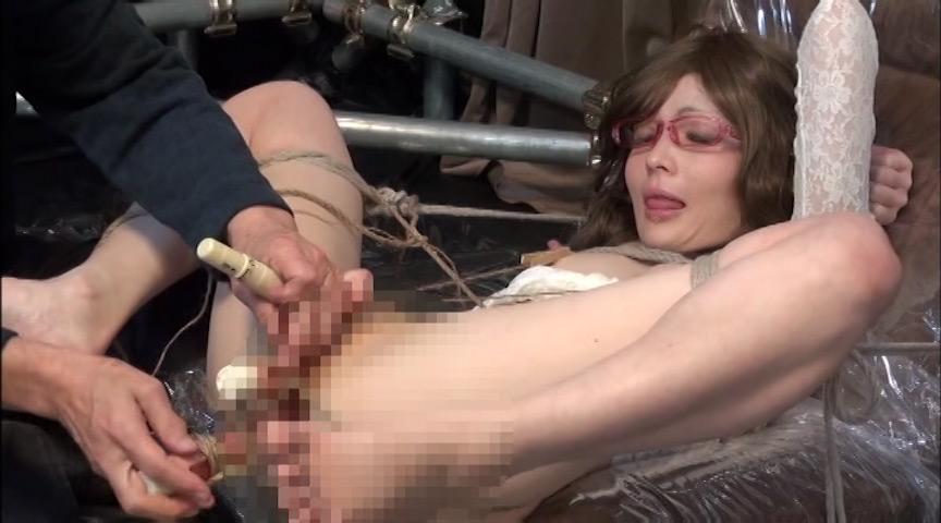 穴哭 凌辱膣肛拡張 ~嬲られるパイパン人形 15枚目