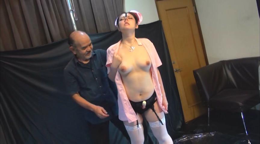 穴哭ナース淫虐浣腸 ~膣肛嬲り~ 広瀬リカのサンプル画像8