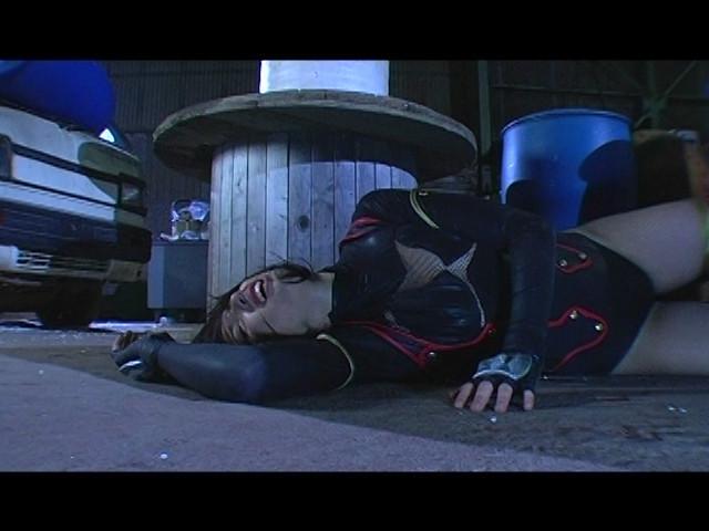 グラビアヒロイン USA 忍者-泪ノ巻-