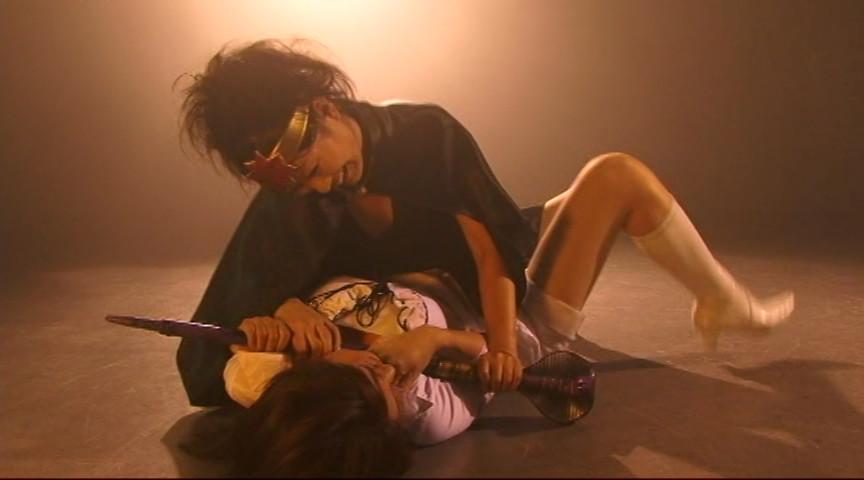 スーパーマスクヒロイン ミネルバ YUUKI BITOH の画像11