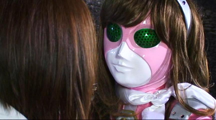 スーパーマスクヒロイン ミネルバ YUUKI BITOH の画像5