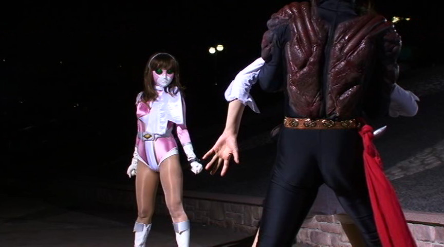 スーパーマスクヒロイン ミネルバ YUUKI BITOH の画像4