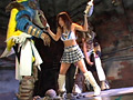 グラドル戦隊!! 退魔巫女戦騎 トリプルランサーF 前編のサンプル画像