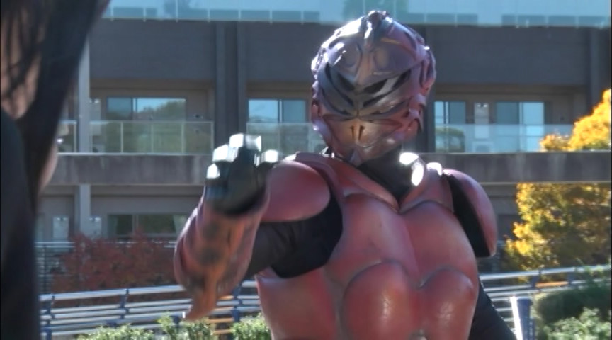 スーパーヒロイン列伝 磁力戦士マグナイザー2014