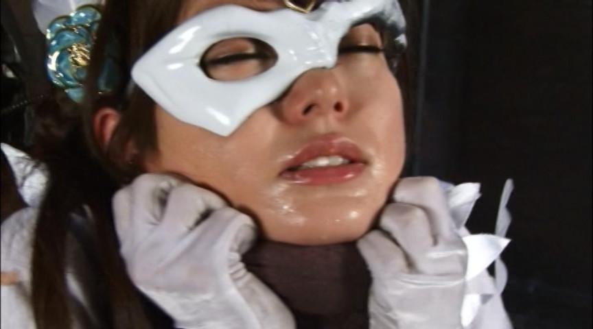 グラドルヒロイン絶体絶命!! 美少女仮面エクレール