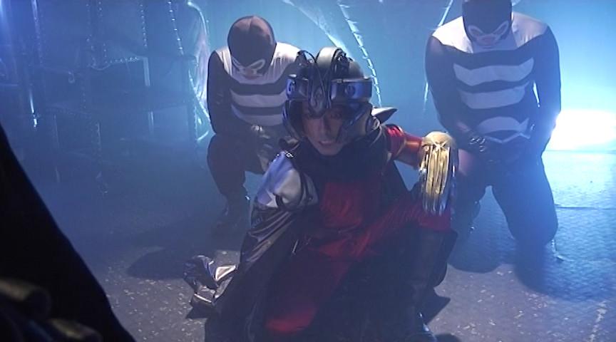 コスモ闘神伝ギンガイガー ダークコマンダー編01