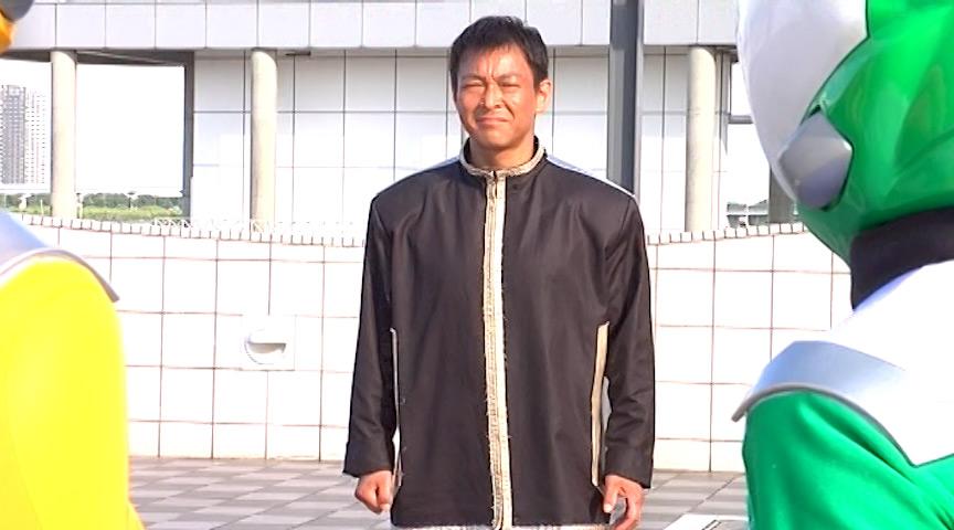 コスモ闘神伝ギンガイガー ダークコマンダー編02