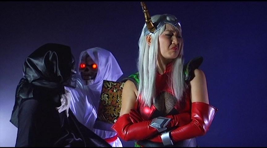 超光戦隊エナジーファイブ外伝 悪の王女 カルマ の画像19