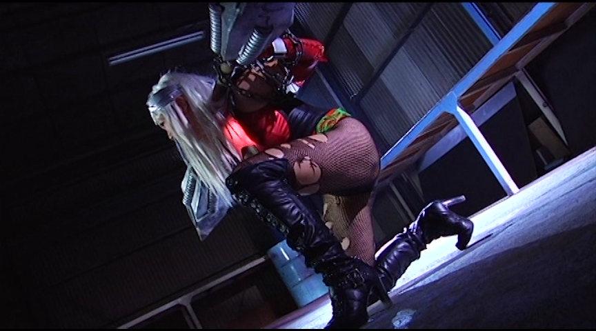 超光戦隊エナジーファイブ外伝 悪の王女 カルマ の画像3