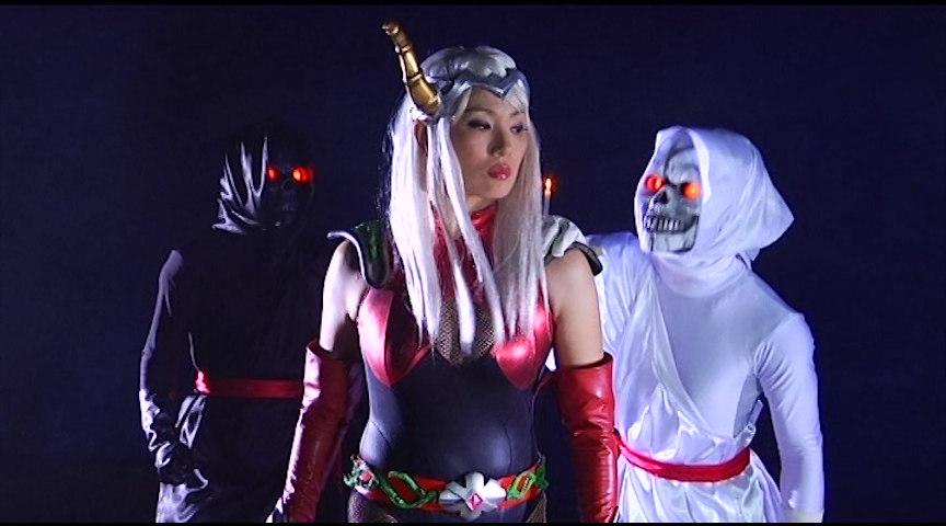 超光戦隊エナジーファイブ外伝 悪の王女 カルマ の画像1