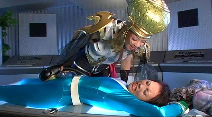 エキサイティングヒロイン 女宇宙捜査官アニス 絶体絶命