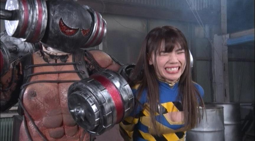 太陽の戦士レオーナ PTA魔人ヒステリア編