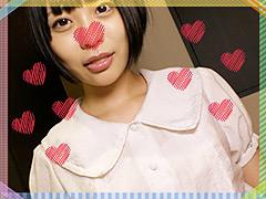【S級美少女完全保証】黒髮ショートの素人現役女子大生:素人