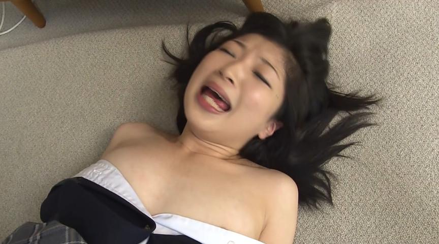 黒髪少女と孕ませ性交 花瀬かりん(18) 画像 12